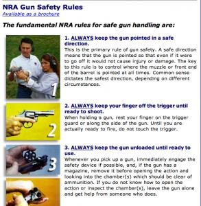 NRA 3 rules